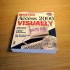 Master Microsoft Access 2000 Visually _ Companion CD- IDG Books -ISBN 0764560484