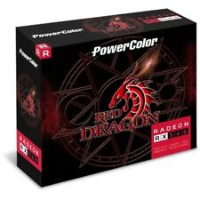 PowerColor Radeon RX 560 Red Dragon, 4GB