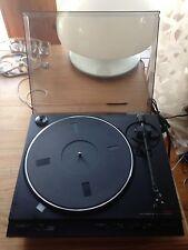 LUXMAN P100 Vinile Record giradischi Record Player & SHURE M105E
