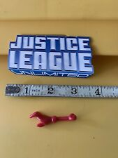 DC Universe Justice League Unlimited HAWK claw Accessory complete