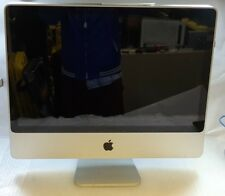 "- Apple iMac 2007 A1225 24"" 2.4GHz Intel Core 2 Duo/ 4GB RAM /320GB HDD /10.5 OS"