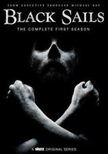 Black Sails Season 1 - TV Action & Adventure DVD