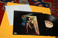 FLASHDANCE LP COLONNA SONORA ORIG JAPAN NM TOP AUDIOFILI INSERTO