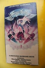 Free Wheelin' Stacy Peralta Mike Weed Tom Sims Used 1988 Og Surfing Vhs Movie