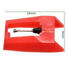 Puntina ricambio giradischi fonografo testina Stylus Ago in ceramica dischi vari
