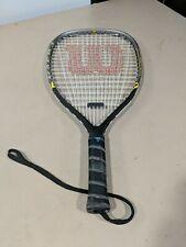 Wilson Mach 3 Racquetball Racquet