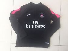 Jungen PSG Paris Saint-Germain Tech Trainingssweat 2018/19 schwarz - Nike