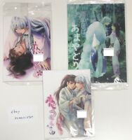 Inuyasha DOUJIN Sesshomaru × Rin umekura mono 3 set manga from japan koiurara
