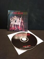 Chicago A Musical Vaudeville Original Cast Recording CD