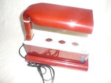 Miracle Gro AeroGarden Smart Hydroponic Countertop Garden Model 100303-Red