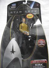 Star Trek 2009 Kirk 6 inch figure / playmates Warp collection / new & sealed