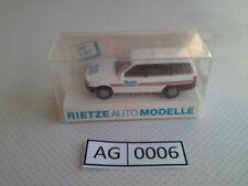 Véhicules miniatures Rietze pour Opel