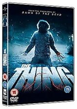 THE THING MARY ELIZABETH WINSTEAD EDGERTON UNIVERSAL UK REGION2&4 DVD NEW SEALED