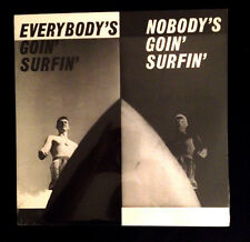 1960'S SURF MUSIC LP -SEALED- TORNADOES INEBRIATED SURFER MALAGUENA FRANK ZAPPA