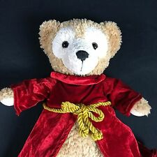 Disney Duffy Bear Hidden Mickey Sorcerer Apprentice Costume NO HAT