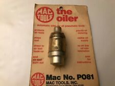 MAC Tools Automatic Oiler for Pneumatic Tools PO81