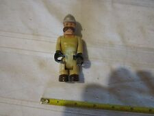 Fisher Price Husky Helper logger Construction worker truck driver tow impound
