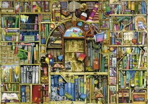 Ravensburger - Colin Thompson The Bizarre Bookshop 2 Puzzle 1000pc