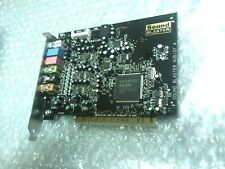 Sound Blaster Audigy 4 7.1 Channel 24-bit 192-KHz PCI Sound Card SB0610