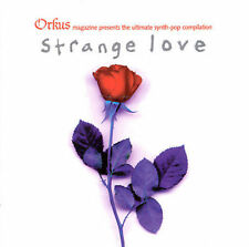 Strange Love Orkus CD *SEALED* Nuclear Blast 1997 Deep Red Syntec Philtron Synth