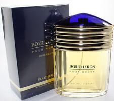 BOUCHERON POUR HOMME BY BOUCHERON 3.3/3.4 OZ EDT SPRAY FOR MEN NEW IN BOX