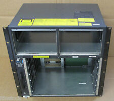 Cisco Catalyst  WS-C4506 4506 6-Slot POE Ethernet Switch Chassis