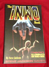 Illuminati The INWO Book New World Order Instruction Guide