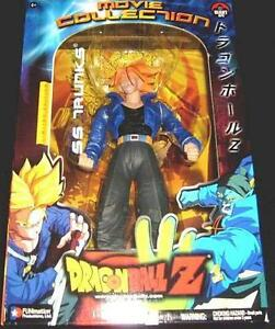 Dragonball Z SS Trunks Movie Collection Figure 10in. Ages 8+