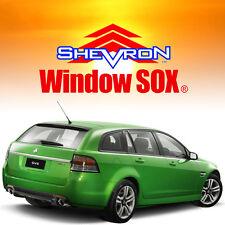 SHEVRON WINDOW SOX HOLDEN VE VF COMMODORE SPORTS WAGON SS HSV Omega WS16242 FAST