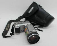 SONY CyberShot DSC-F707 5.0MP Carl Zeiss Vario-Sonnar F2.0-2.4 Digital Camera