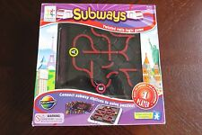 Educational Insights Subways Logic Puzzle Game