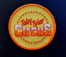 Toby Tyler Circus Patch