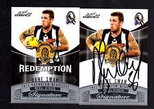 2011 Select Eternity Brownlow Medalist Signature Redemption Dane Swan #176/200