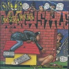 Snoop Doggy Dogg Doggystyle Explicit Version 2001 CD