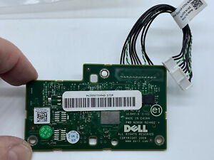 Dell D979T R910 Dual Internal SD Module Flash Card Reader w/Cable G247N LOT OF 2
