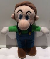 Pupazzo Luigi Di Super Mario Alto 25 Cm Circa Peluches
