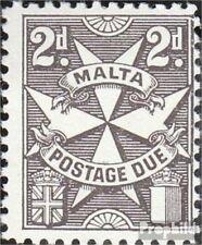 Malta P31a X postfris MNH 1967 Maltezer Kruis