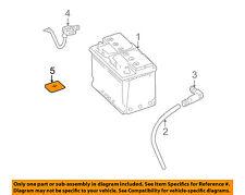 Mercedes MERCEDES-BENZ OEM 06-15 E350 3.5L-V6 Battery-Box Cover 0015460835