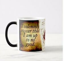 Harry Potter i marauders map GIURO solennemente Colore cambiando la magia nera coffeemug