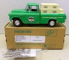 Quaker Oats Shiremanstown Pa 1955 Chev Cameo Pickup 1996 Diecast Ertl Bank #H359