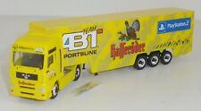 "Schuco Junior Line 22627 Man Tg-A Semi-Trailer Truck "" Abt Sportsline "" Ob 1:87"