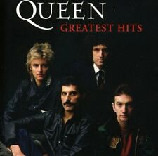 Queen - Greatest Hits Original recording remastered (CD)
