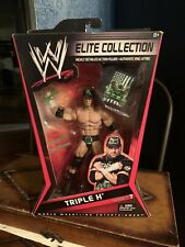 WWE mattel elite Triple H DX Series 7 Action Figure MOC
