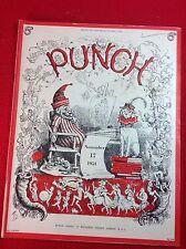 Vintage : PUNCH Magazine : 17th November 1954