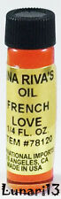 French Love, Oil, Anna Riva, 1/4 oz, Lunari13, Wicca, Santeria, Brujeria, Magick