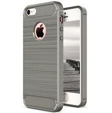 Schutzhülle Case für iPhone 5 5s SE TPU Silikon Weich Cover Stoßfest Handy Case