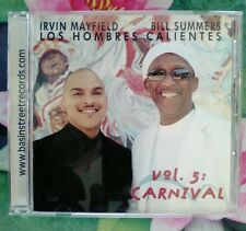 Vol. 5: Carnival * by Los Hombres Calientes: Irving Mayfield & Bill Summers...