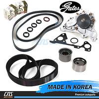 """Timing Belt Tensioner V-Belt Kit w/ Water Pump Fits Hyundai Kia 3.5L V6 """"G6CU"""""""