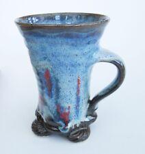 Stoneware Tea Coffee Mug BV Funky Handmade Steve Woodhead Ceramics