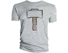 MARVEL T-Shirt Thor Hammer - Taglia L - OFFICIAL MERCHANDISE